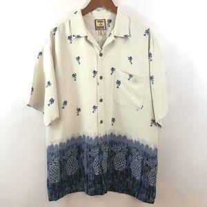 Tommy Bahama Short Sleeve Silk Shirt
